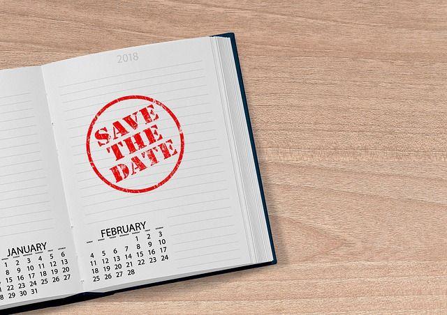 Les dates à ne pas rater en Févier 2018