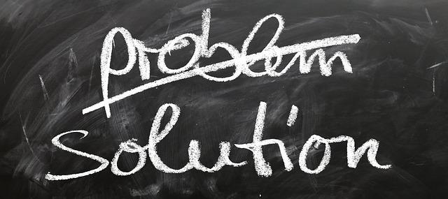 La formation transforme vos problèmes en solutions