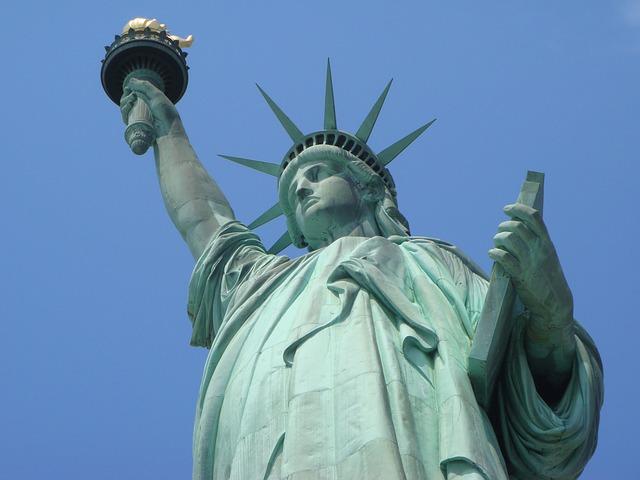 la Statue de la Liberté est la première opération de mécénat d'envergure