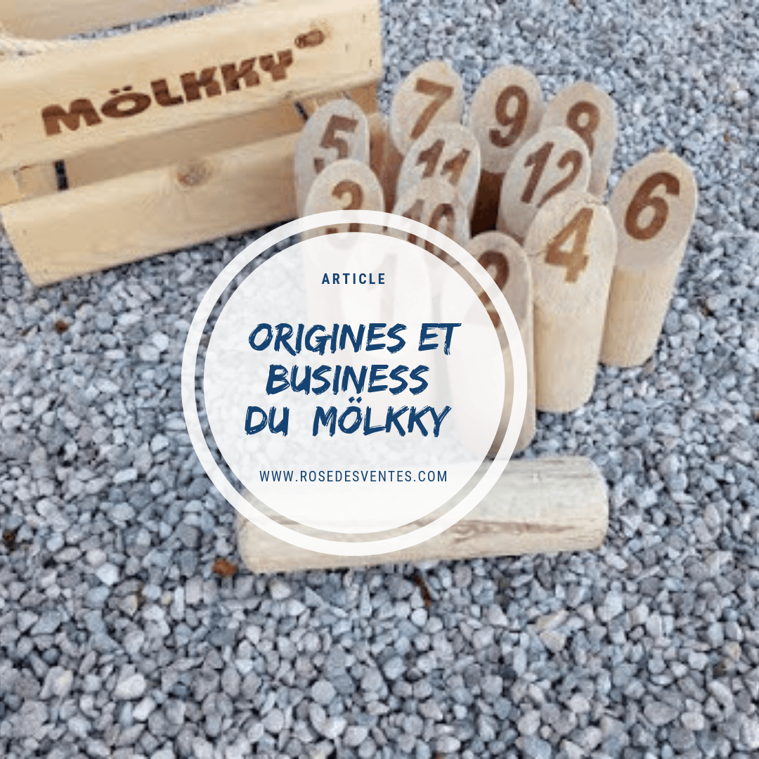 les origines et business du mölkky
