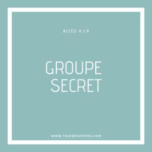 Le groupe secret