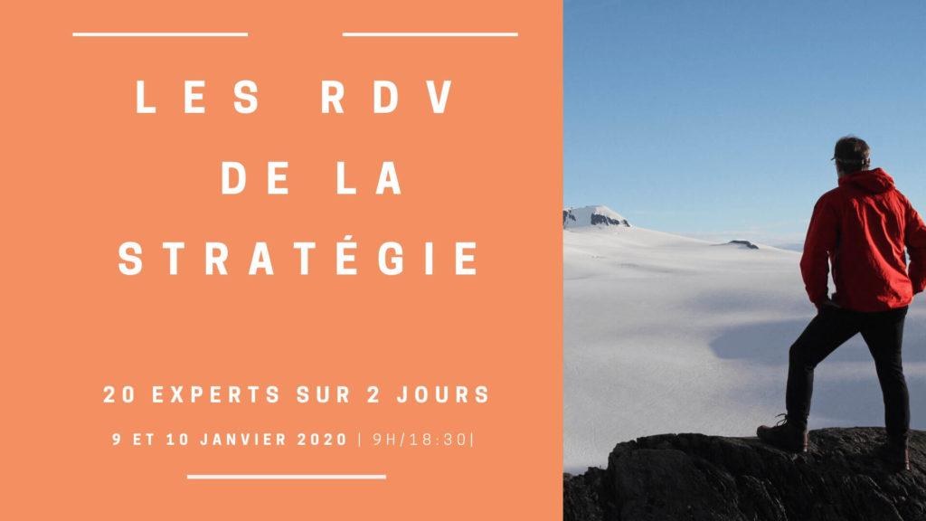 Les rendez-vous de la stratégie, janvier 2020, la Rose des Ventes